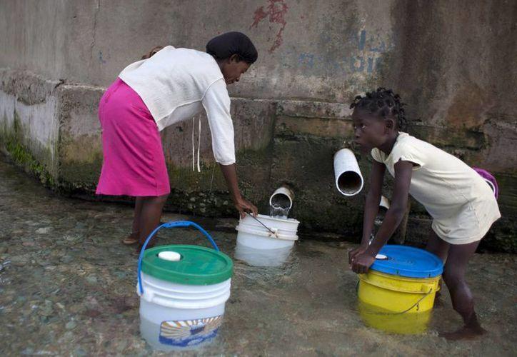 Jamaica, Trinidad y Barbados han impuesto un racionamiento de agua a partir de este año. (Agencias)