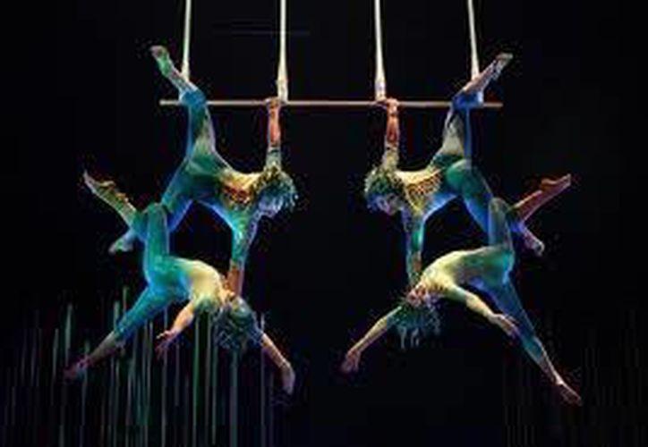 El circo se distingue por prescindir de los animales. (Contexto/SIPSE)