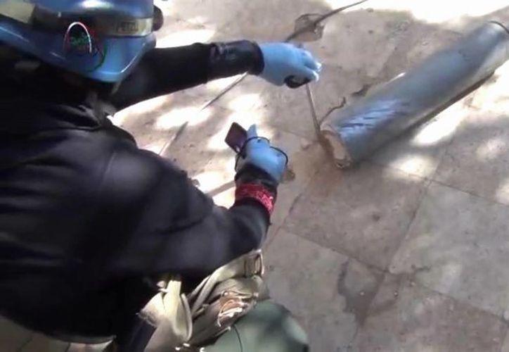 Los expertos de la ONU fueron atacados durante sus visitas de inspección. (Agencias)