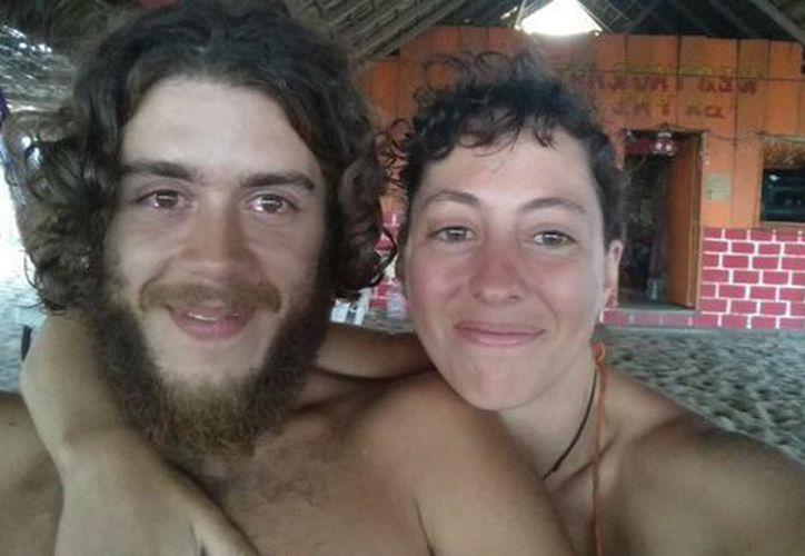 Dos estudiantes originarios de Uruguay fueron encontrados por la policía. (Milenio)