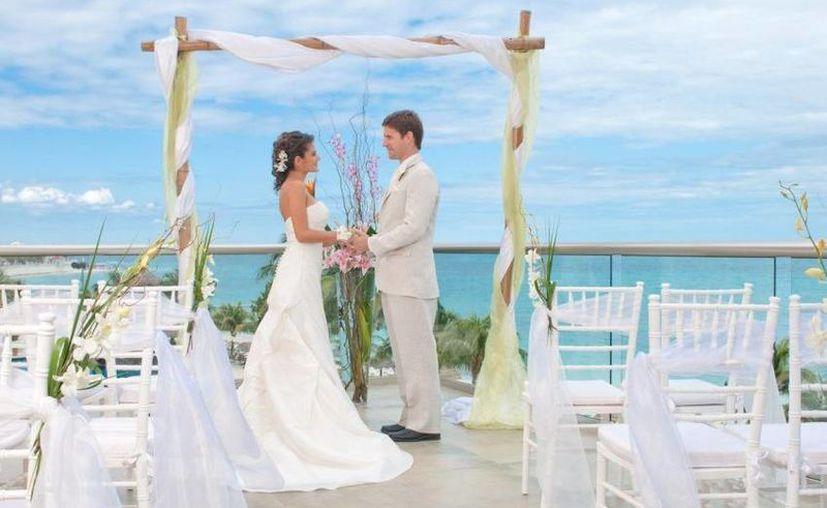 Cancún es el destino más popular para casarse. (Contexto/Internet)