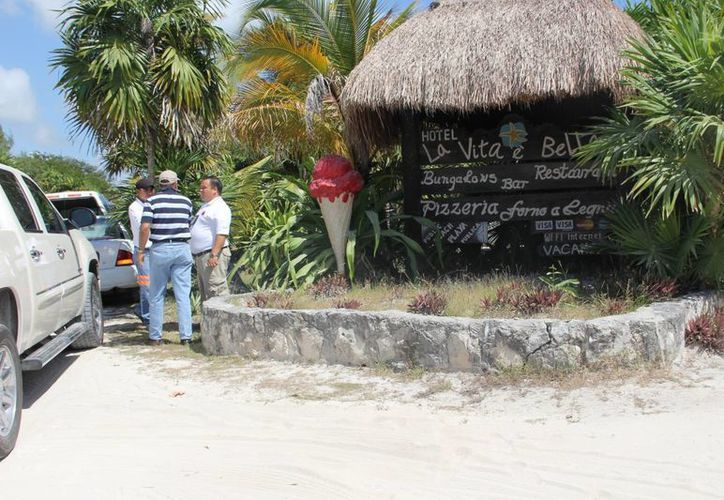El turista no fue hallado por las autoridades. (Rossy López/SIPSE)