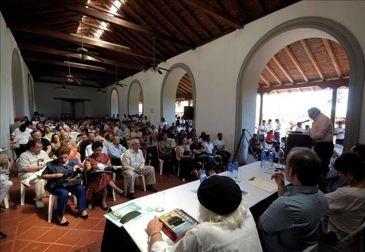 El Festival Internacional de Poesía de Granada dio inicio este domingo con homenajes a los escritores Ruben Darío, Ernesto Mejía Sánchez y Luis Cardoza y Aragón. (Archivo EFE)
