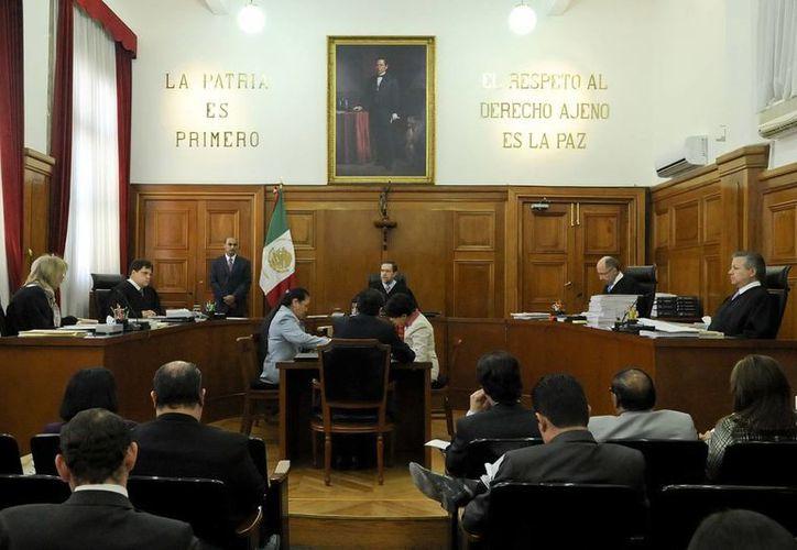 La SCJN declaró que el censo en Tultepec es contrario a lo que establece la Constitución. (Archivo/Notimex)