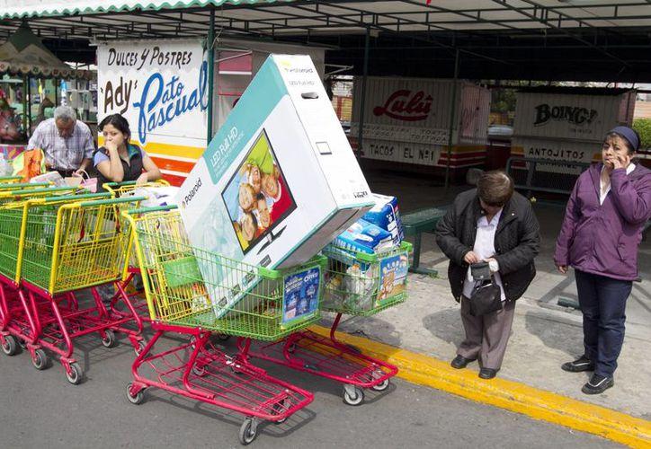 Aseguran que actualmente hay un consumo mucho más responsable en el país. (Archivo/Notimex)