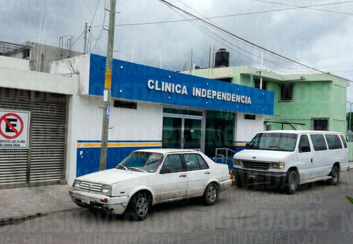 Se prevé que el ex gobernador pase la noche en la clínica. (Redacción/SIPSE)