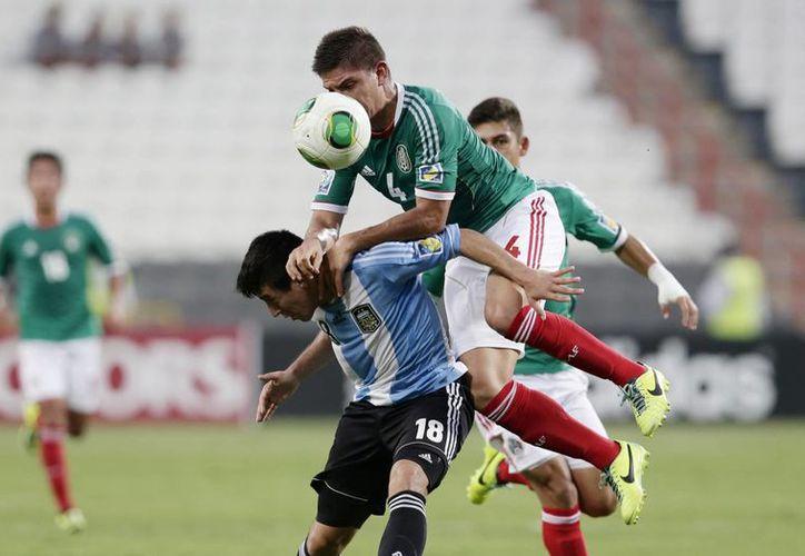 Tras un inicio muy pobre, la Sub-17 logró llegar a la final del Mundial de su especialidad. (Agencias)