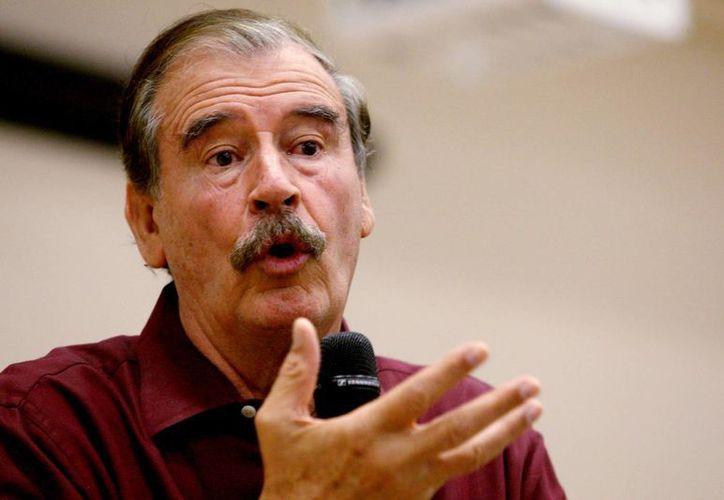Vicente Fox recordó que durante su sexenio no pudo concretar la reforma energética. (tiempo.com.mx)