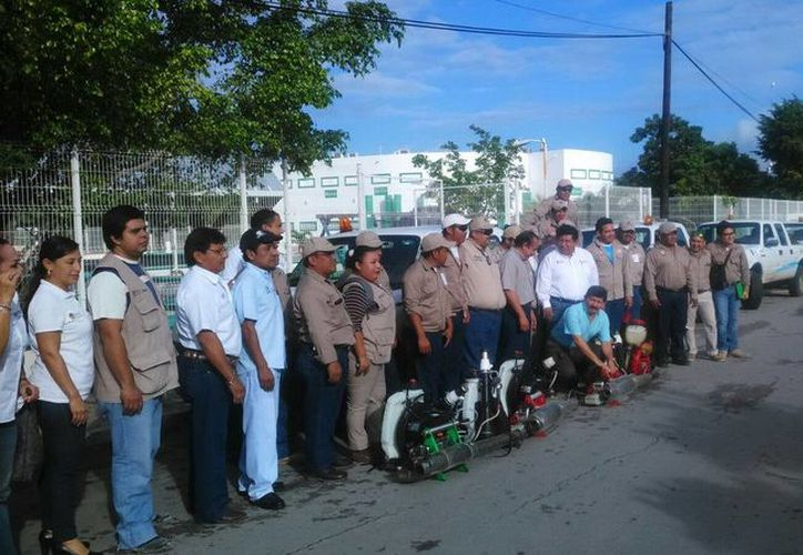 La nebulización se llevará a cabo en todo Quintana Roo. (Redacción/SIPSE)