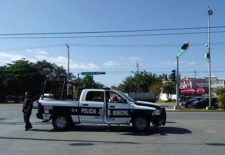La presencia de ex militares al frente de Seguridad Pública en el municipio no es nueva para los cancunenses. (Foto: Contexto/Internet)