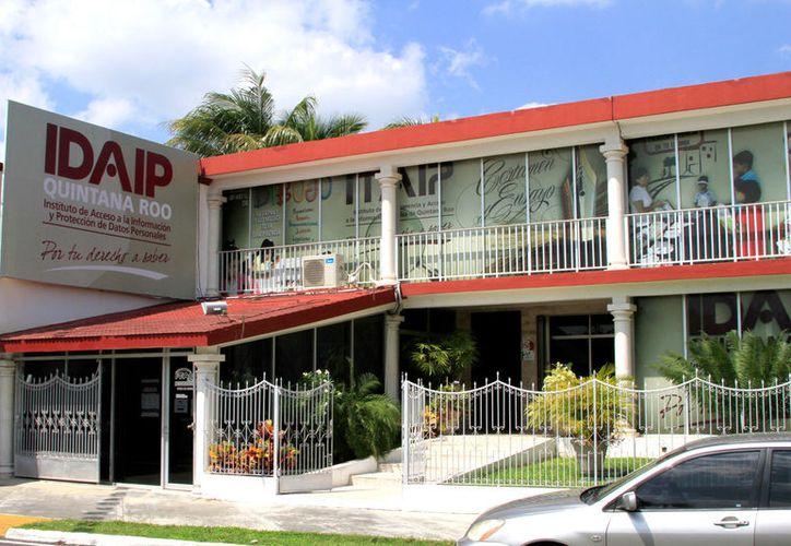 José Orlando Espinosa, presidente del Idaip, dijo que se había establecido como plazo un año luego de publicar la ley en el Periódico Oficial. (Benjamín Pat / SIPSE)