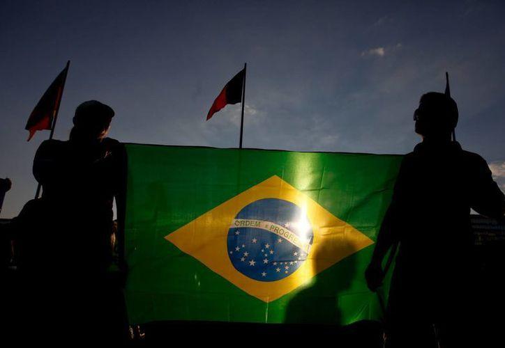 La Policía de Brasilia entraría en un paro este jueves, enmedio de la actividad de futbol de los Juegos Olímpicos. (EFE/Archivo)