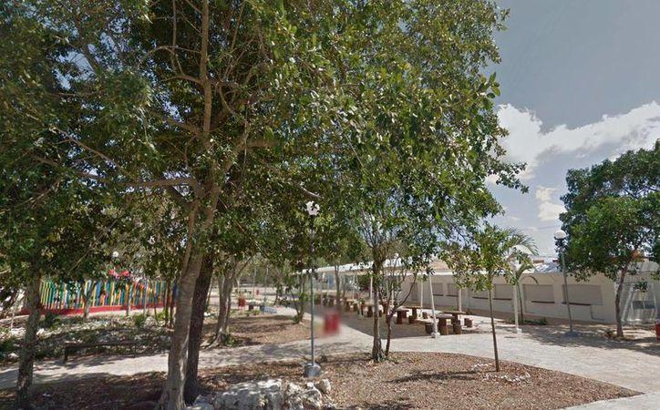 Parque de Las Palapas 2, en la Región 247.