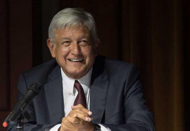 López Obrador agradecerá a Anaya y Meade actuar responsablemente. (Foto: Cuartoscuro)