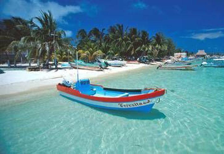 Entre los candidatos a convertirse en Pueblo Mágico, se encuentra Isla Mujeres. (Contexto/Internet)