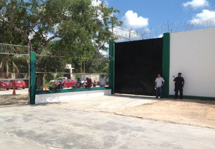 La mitad de los internos de la cárcel de Playa del Carmen no saben que tienen un defensor de oficio. (Yesenia Barradas/SIPSE)