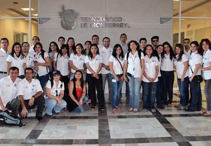 Serán 30 alumnos que llegarán a Cancún para realizar prácticas profesionales. (Agencias)