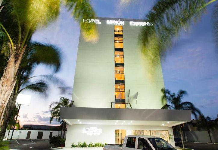 Planean la construcción de un hotel Misión Exprés, sobre la calle 62 entre 65 y 67, frente a la terminal de autobuses de Progreso. (Cortesía)