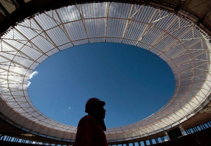Hoteles de Brasil pretenden cobrar precios estratosféricos a los visitantes durante la Copa Mundial de Futbol Brasil 2014. (Agencias)