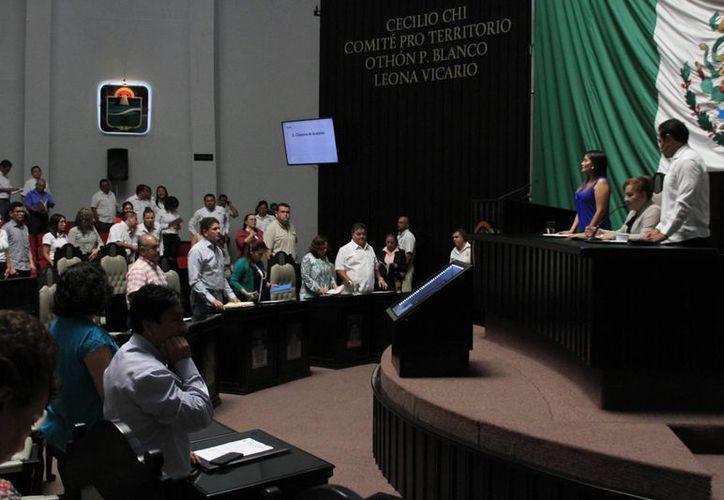 La legislación estatal debe aprobarse antes de 4 de mayo. (Ángel Castilla/SIPSE)