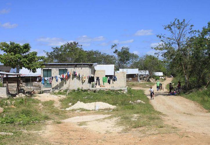 Los asentamientos irregulares en Othón P. Blanco son: El Gaucho, Dzibilchaltún, El Eden 1 y 2. (Harold Alcocer/SIPSE)