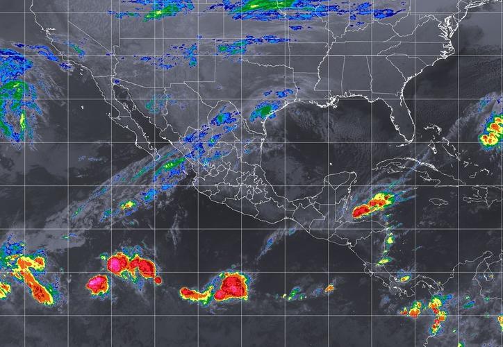 Habrá hasta un 10% de probabilidades de lluvia en Cancún. (Foto: Contexto/Internet)