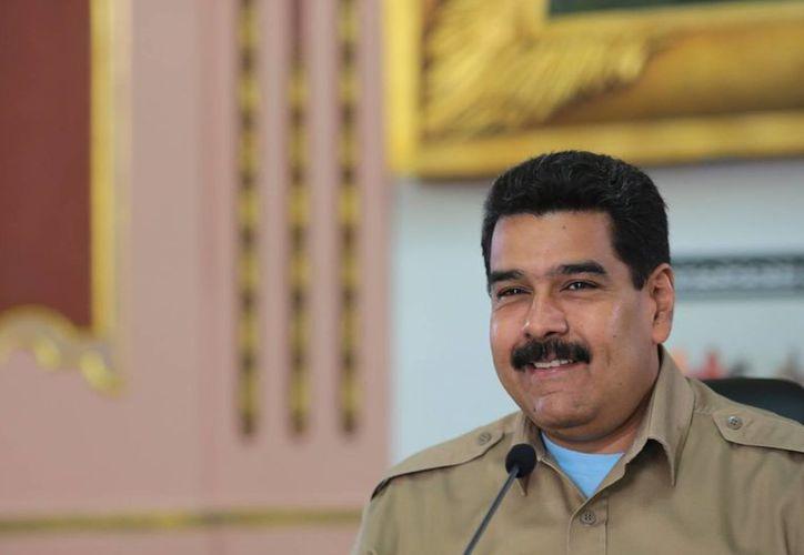 Maduro dijo que pedirá a Unasur la designación de asesores expertos en derechos humanos. (EFE)