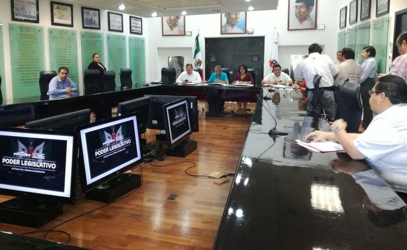 El Congreso del Estado de Quintana Roo recibió una iniciativa que propone penas más severas a quienes cometan actos de corrupción. (Joel Zamora/SIPSE)