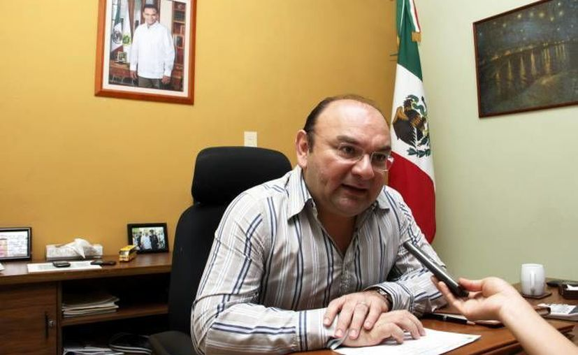 Humberto Hevia, director estatal de Transporte, dijo que se requieren al menos 100 mdp para modernizar el transporte público en Mérida, pero aún no hay una fecha para que los recursos estén disponibles. (Milenio Novedades)
