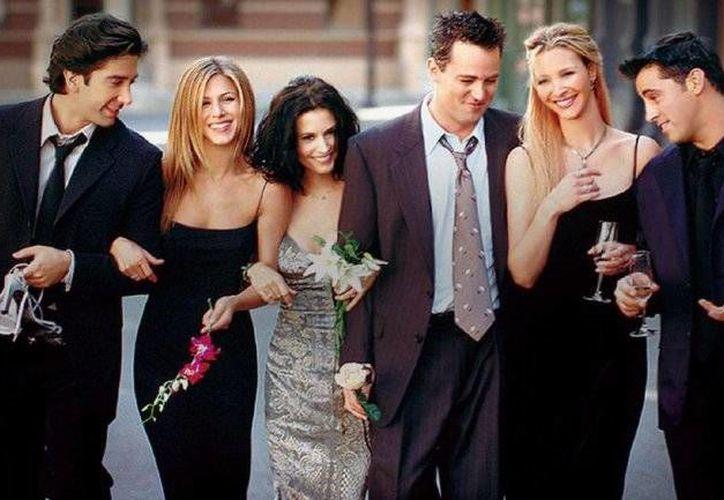 El año pasado se cumplieron 20 años de la primera transmisión de la serie Friends. (infobae.com)