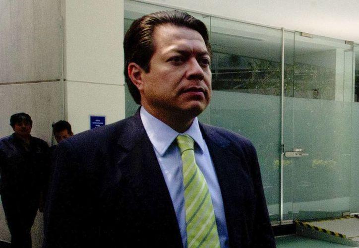 El senador Mario Delgado dijo que el PRD ya no responde a los intereses de la población. (Notimex)