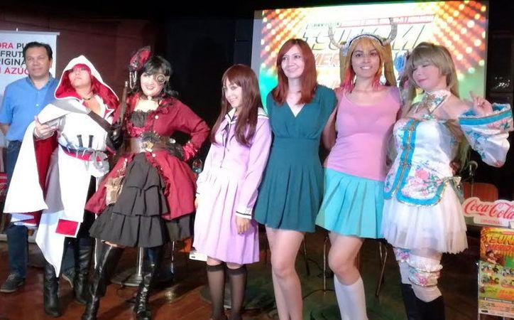 Los fanáticos de cosplay  están invitados a este popular evento entre los jóvenes. (Foto: archivo/Milenio Novedades)