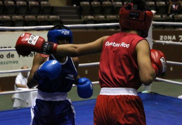 Quintana Roo llega a la Olimpiada Nacional 2013 con siete campeonatos regionales obtenidos. (Redacción/SIPSE)
