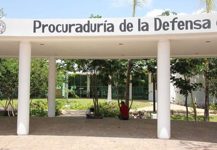 La mayoría de los niños que recibieron fue por resguardo del Ministerio Público. (Adrián Barreto/ SIPSE)
