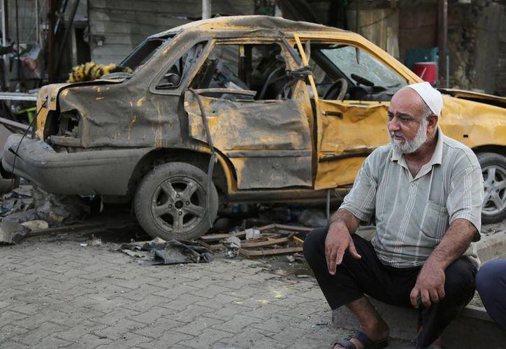 Bagdad es la ciudad iraquí con mayor número de víctimas mortales por la violencia en el país. (AP)