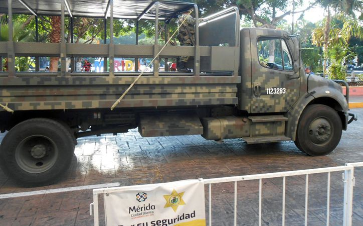 Según el Semáforo Delectivo Nacional, Yucatán está entre los estados con menor impacto en delitos. La imagen es únicamente de contexto. (Eduardo Vargas/Archivo)