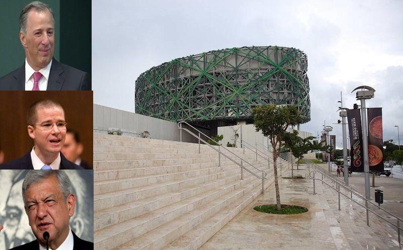 El debate en el Gran Museo del Mundo Maya será el 12 de junio. (SIPSE)