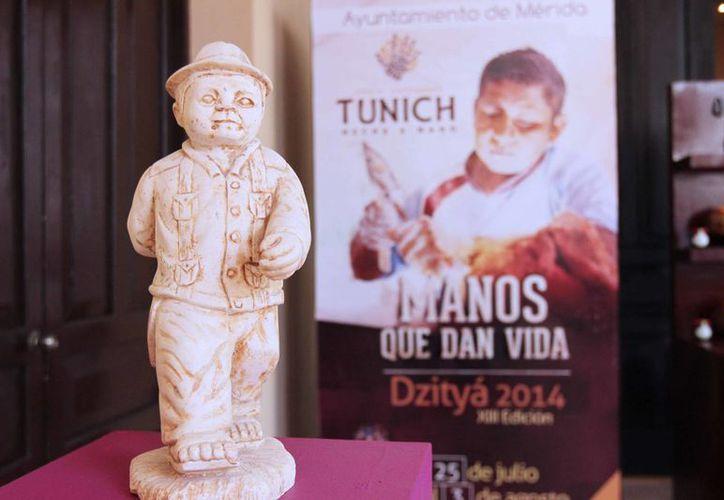 La Feria Artesanal Municipal Tunich 2014 se realizará del 25 de julio al 3 de agosto. (Cortesía)