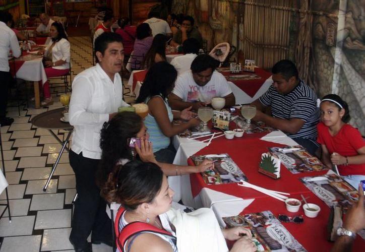 Por fin de año, se incrementan hasta 30% las reservaciones en restaurantes y hoteles de la capital yucateca. (SIPSE)