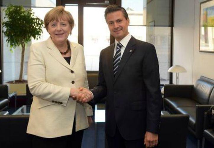 Alemania es el principal socio comercial de México en Europa y el quinto a nivel mundial. (Milenio)