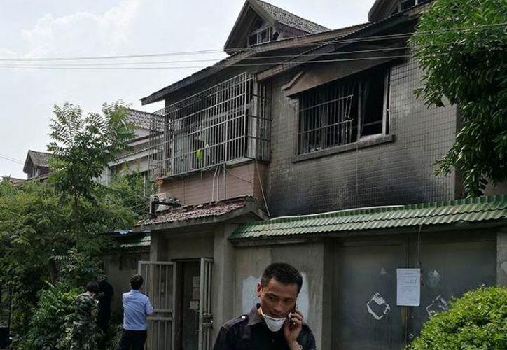 Al menos 22 personas fallecieron y otras tres resultaron heridas en el este de China a causa de un incendio. (Reuters).