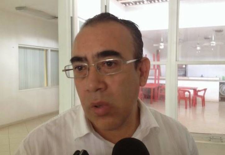 Carlos Álvarez Escalera, subprocurador de la zona norte, será el encargado del despacho de la Procuraduría General de Justicia en el Estado. (Redacción/SIPSE)