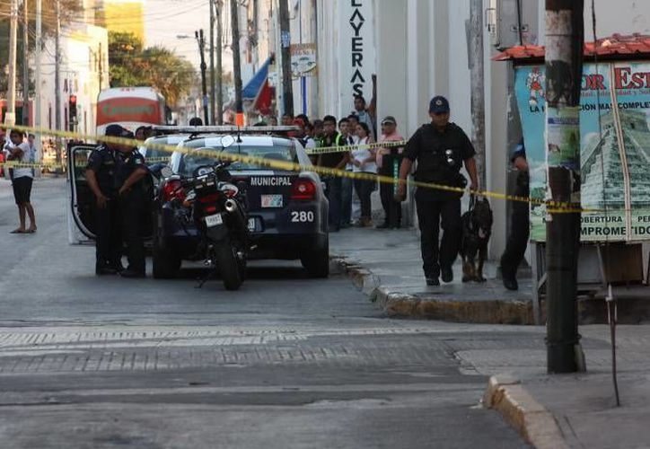 La Policía Municipal de Mérida logró dar con el paradero de dos primos pandilleros que acuchillaron  a un joven en el Centro de Mérida. Los atacantes fueron acusados este lunes de intento de homicidio. (SIPSE/Foto de contexto)