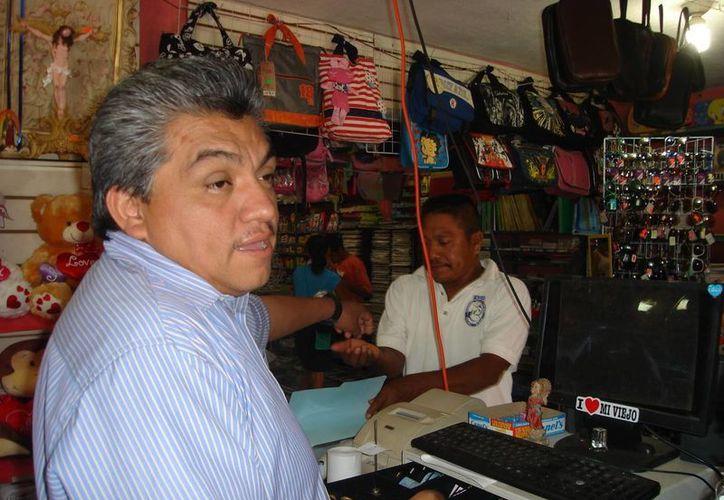 El Día del Padre no sorprendió a los comerciantes morelenses. (Carlos Yabur/SIPSE)