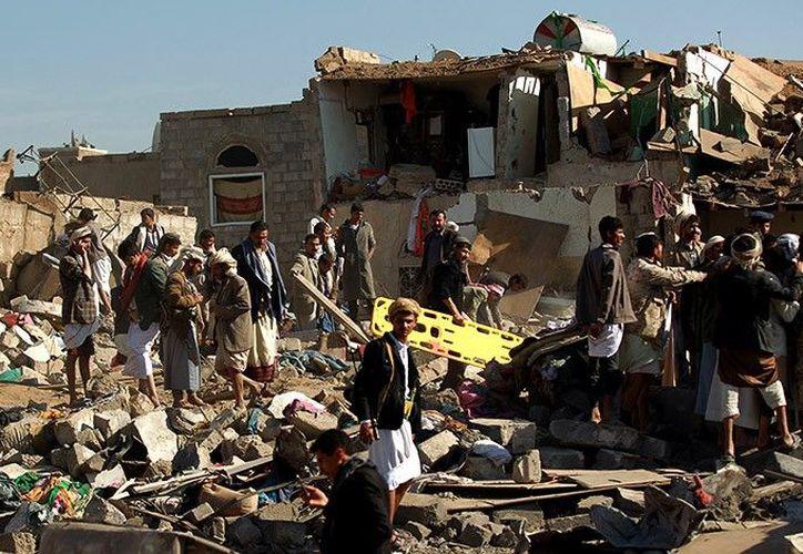 Arabia Saudí lanzó varios ataques a Yemen.  (Contexto/Internet)