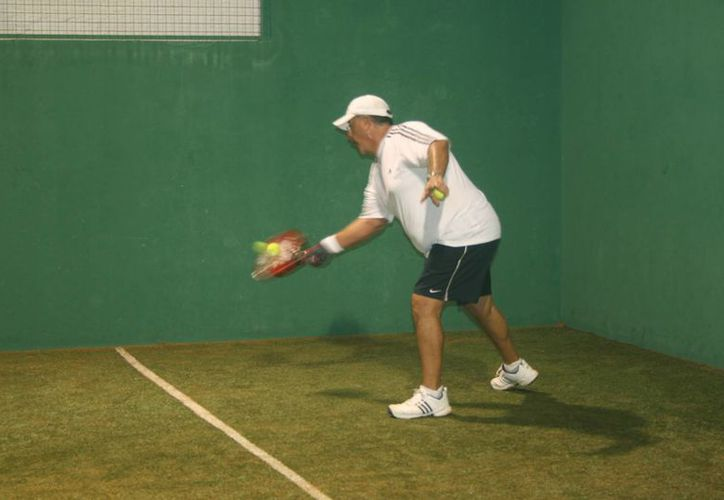 Con la participación de los mejores exponentes inicia la IV Torneo de Padel Cancún 2013. (Rául Caballero/SIPSE)
