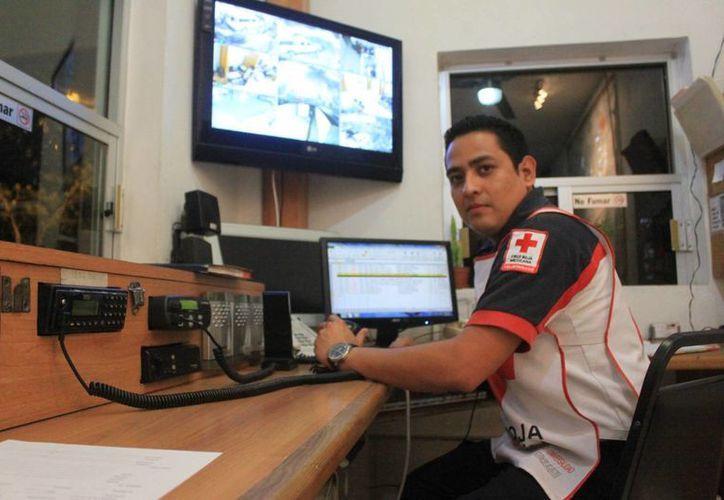 LA Cruz Roja cuenta con página web y de Facebook donde brindan información diversa. (Redacción/SIPSE)