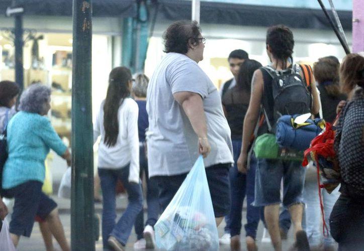El sobrepeso y la obesidad causan males mayores. (Foto: Milenio Novedades)