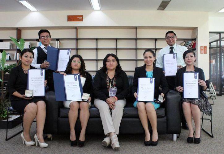Muestran estudiantes de UADY su capacidad de liderazgo, tenacidad y esfuerzo. (Milenio Novedades)
