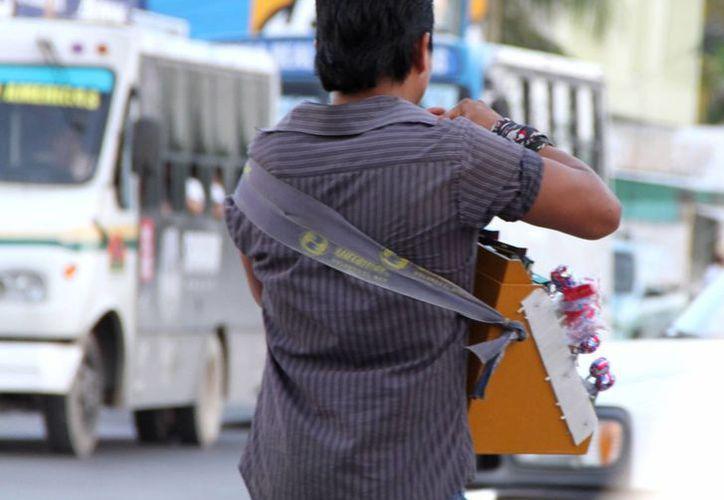 Trabajan en materia de prevención de los delitos. (Tomás Álvarez/SIPSE)